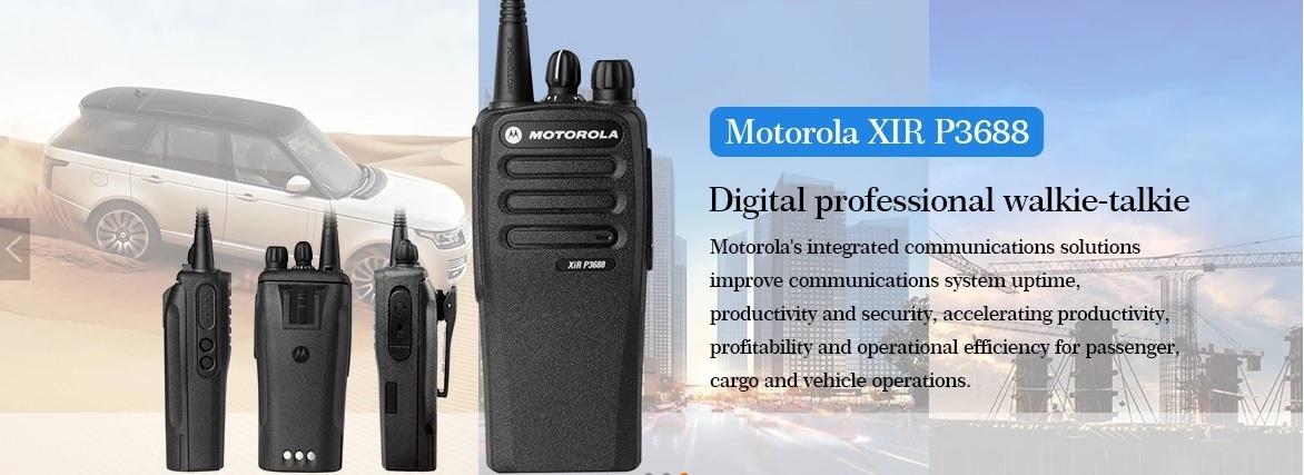Máy bộ đàm Motorola XiR P3688
